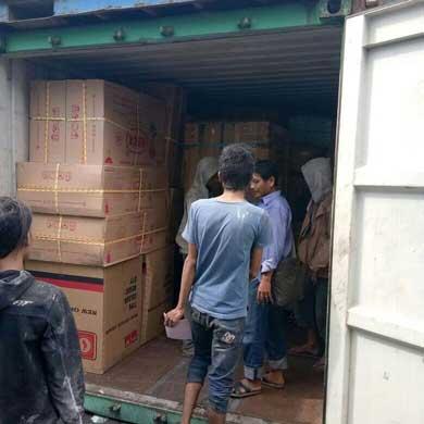 Pengiriman Barang via Cargo