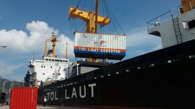 Pelni Tambah Rute Tol Laut Surabaya-Maluku