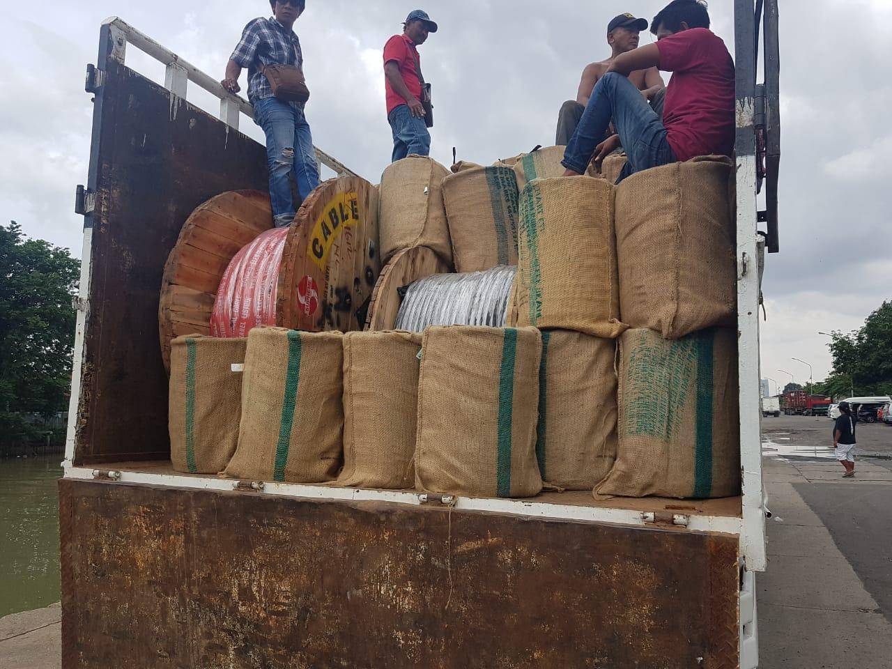 Pengiriman Barang Via Kapal Laut Surabaya 2019