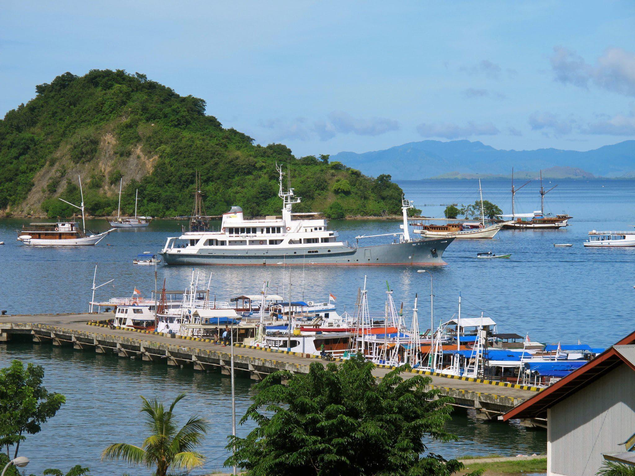 tiket mobil kapal laut surabaya - labuan bajo. sumber foto Google
